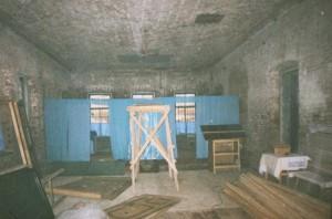 (11)Подготовка к началу служения в храме 2006 г.