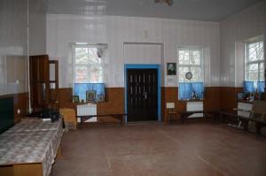 (25)Внутренний вид храма 2007 г.