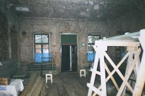 7. Подготовка к началу служения в храме 2006 г.